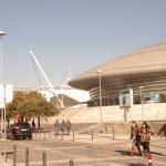 MEO Arena, czyli największa hala koncertowa w Portugalii [Pawilon Atlantycki]