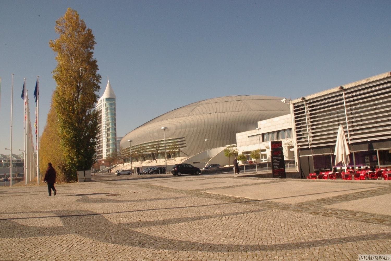 Pawilon Atlantycki Lizbona Lisbona Przewodnik Oriente MEO Arena foto zdjecia  2