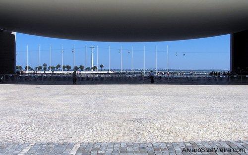 Pawilon Portugalii Lizbona Oriente przewodnik Foto