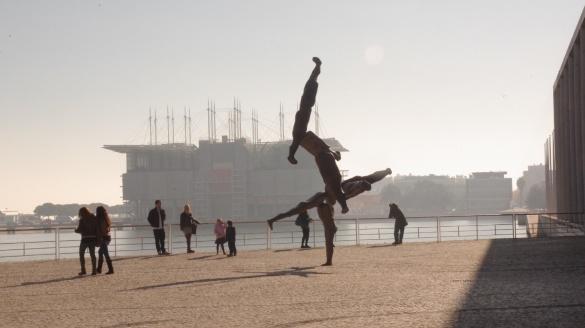 Park Narodów Lizbona Oriente Expo przewodnik fotografie