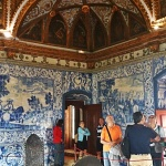 Foto-Zwiedzanie: Pałac Narodowy w Sintrze [Zdjęcia]