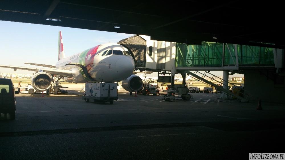 Lizbona tanie loty bezpośrednie Wizz Air do Portugalii