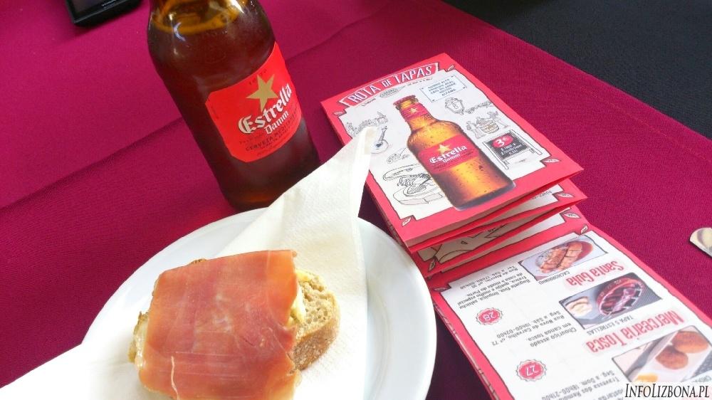 Rota de Tapas Lisboa 2014 Foto Lizbona Restauracje Bary Jedzenie Kuchnia 1