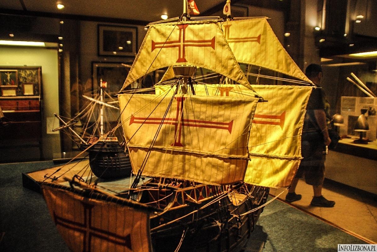 Lizbona Muzeum Marynistyczne Morskie Fotografie Foto Przewodnik Zwiedzanie 0022