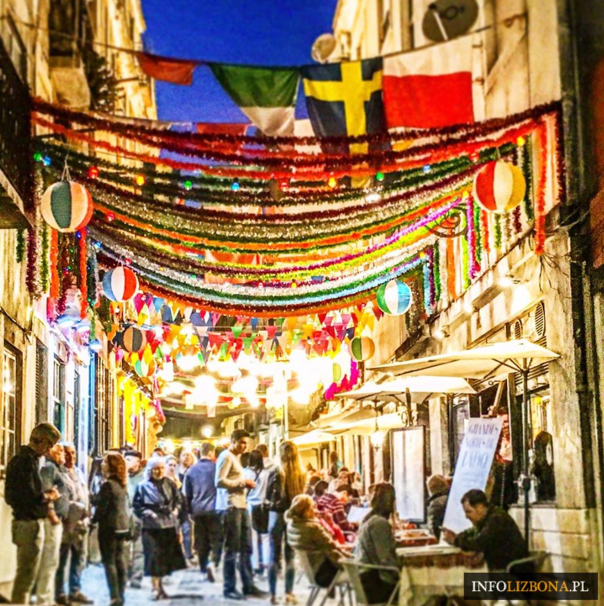Bairro Alto Lizbona Lisbona Przewodnik Opis Zwiedzanie Co Warto Zobaczyć Najlepsze Baru Puby Kluby Dyskoteki Bairo Alto w Lizbonie Portugalia Polski Lokalny Przewodnik