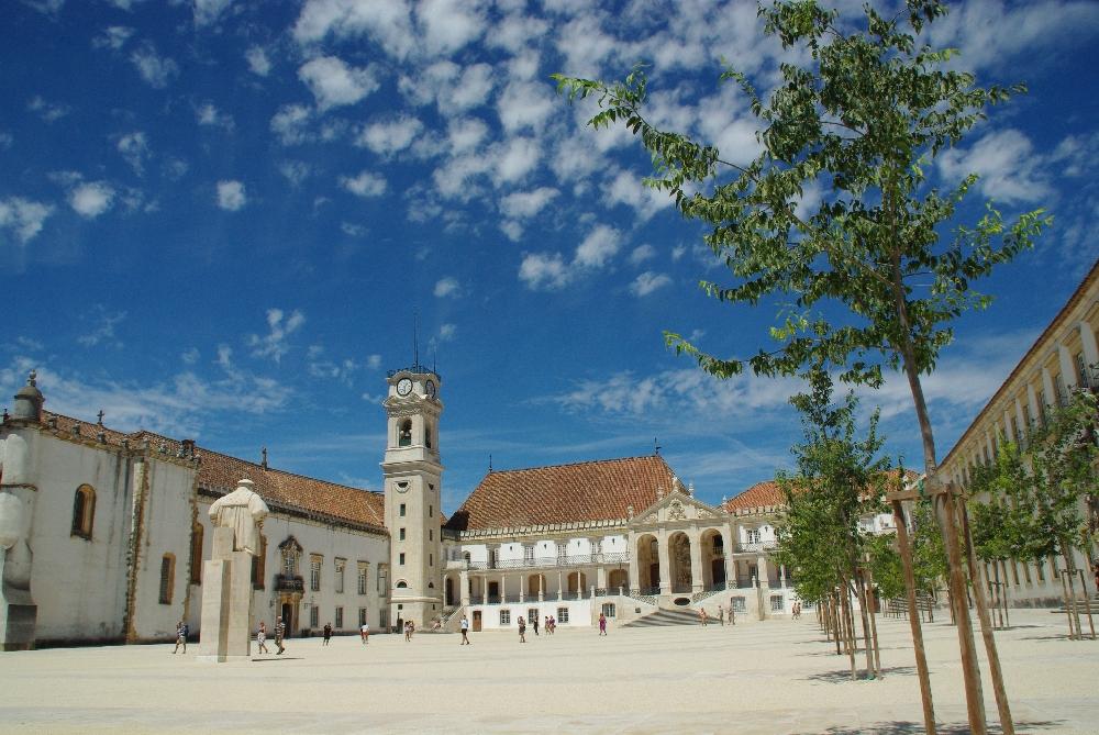 Coimbra Zabytki Zwiedzania Portugalia Co Warto zobaczyć Polski Przewodnik Dojazd Opis Plan zwiedzania Portugalii UNESCO