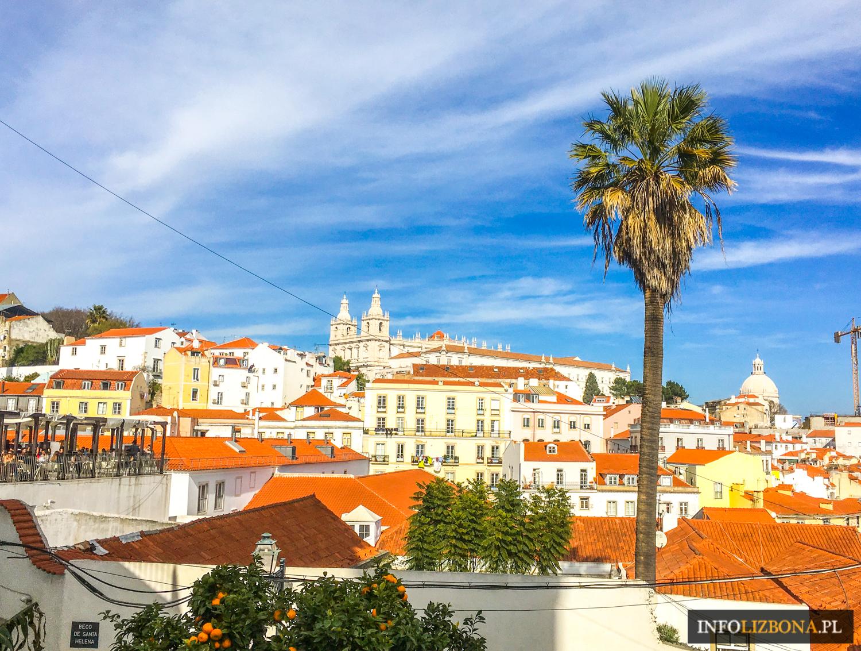 Lisbona Portugalia Polski Przewodnik po Lisbonie i Portugalii Co Warto zobaczyć zabytki i atrakcje gdzie spać polecane noclegi lokalne restauracje wypożyczenie auto