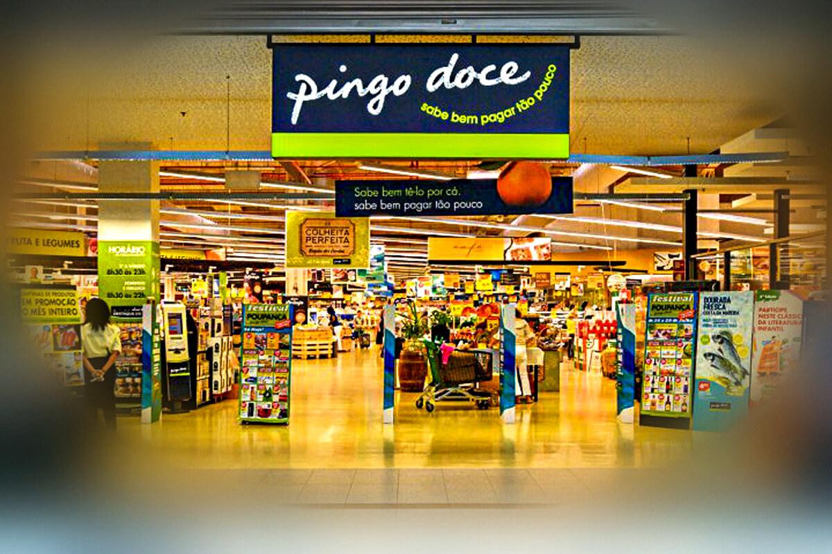 Pingo Doce Porto Lisboa Lizbona Sklepy Hipermarkety Supermarkety Dyskonty Adres Lokalizacja Opis Produkty Zakupy w Portugalii Marki Jeronimo Martins