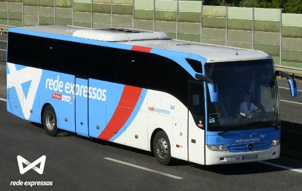 Rede Expressos Porto Lisboa Portugal Portugalia Autobusy Autokary dworce autobusowe dworzec rozkład jazdy zniżki bilety online informacje opinie Lizbona Fatima trasy