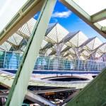 Dworzec Oriente w Lizbonie – największy dworzec w Portugalii [Informacje praktyczne]