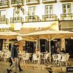 Kawiarnia Cafe A Brasileira Lizbona Lisbona Kawa Chiado Przewodnik