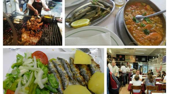 Casa da India w Lizbonie Lizbona restauracje i jedzenie