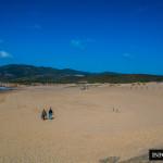 Plaża Guincho Cascais Lizbona Praia do Guincho Fotografie Zdjęcia Photos Przewodnik Plaże w Lizbonie