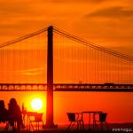 Fotograf w Lizbonie