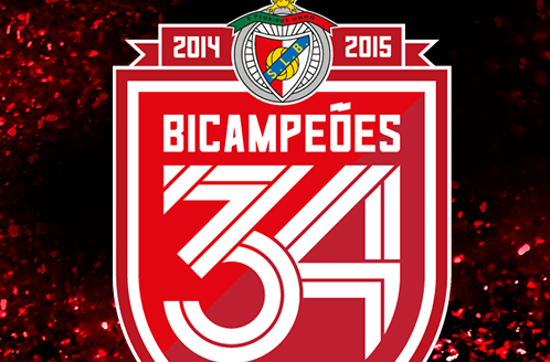 Benfica Lizbona 2015