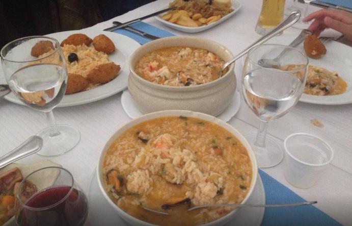 Restauracja Santa Rita w Lizbonie Tanie restauracja Lizbona Lisbona Lokalny Przewodnik