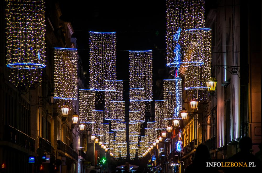 Sylwester 2015 Nowy Rok 2016 Lizbona Lisbona Lisbon Przewodnik Zwiedzanie Plan Koncerty