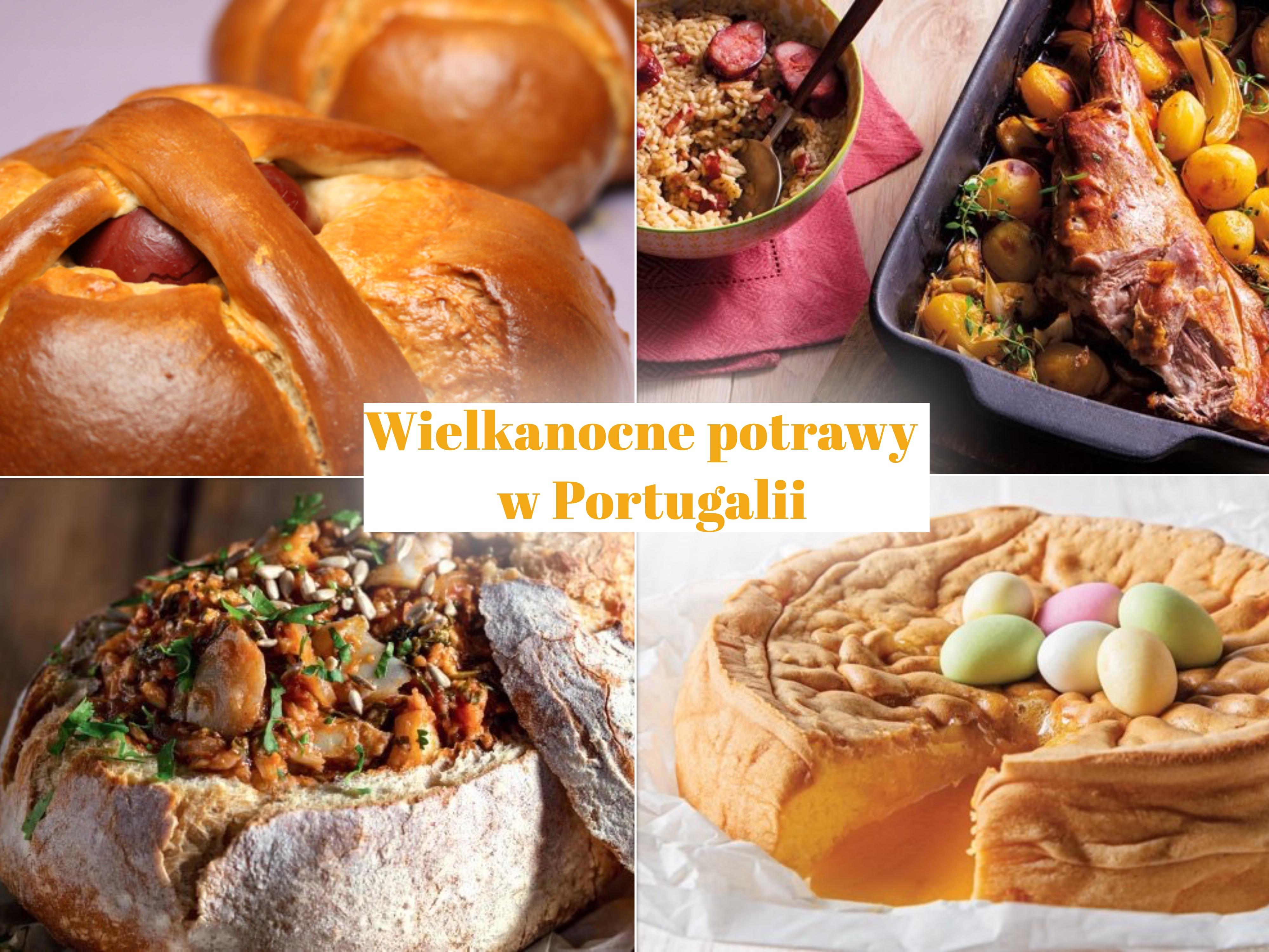 portugalskie tradycyjne wielkanocne potrawy