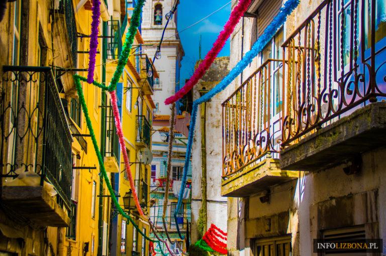 Lizbona święto święto Antoniego w Lizbonie Festas de Lisboa 2016 Foto Fotogragie Photos Festiwal Sardynki Portugalia