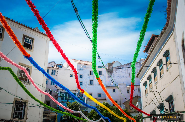 Lizbona festiwal święto świętego Antoniego w Lizbonie Festas de Lisboa 2016 Foto Fotogragie Photos Festiwal Sardynki Portugalia