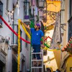 Święto św. Antoniego w Lizbonie 2016 na dużych zdjęciach
