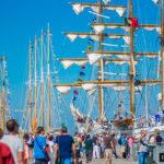 The Tall Ships Races 2016 Photos Lizbona Lisbon Lisboa Zdjęcia Żaglowce Regaty TTSR2016 Foto Lisbona Portugalia Portugalia Port