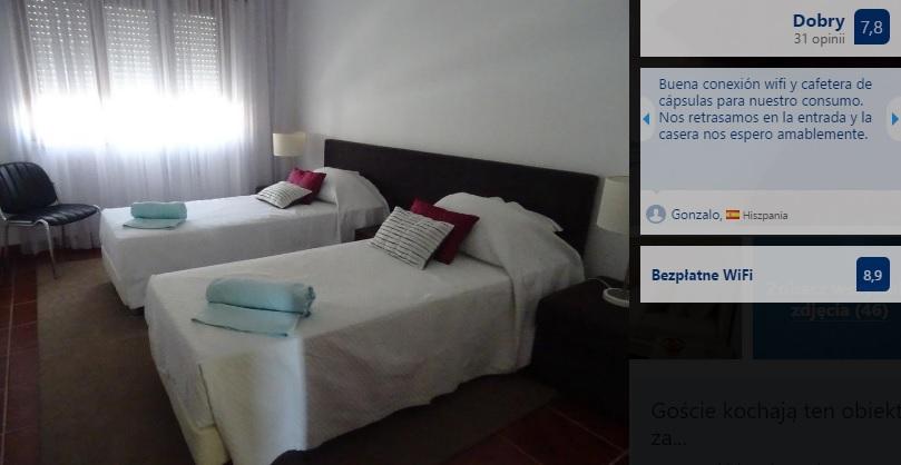 Polecane noclegi w Fatimie w Portugalii Hotele Domy Pielgrzyma Tanie Pensjonaty Ekonomiczne Dobre Sprawdzone Sanktuarium w Fatimie Przewodnik Opis Gdzie Spać 15