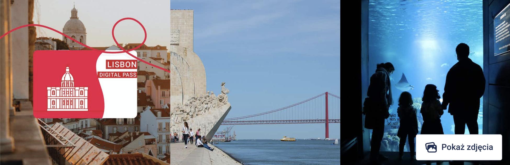Lisbona Lizbona Bilety Online do Zabytków i Atrakcji Bilety Łączone Informacje Gdzie Kupić Promocje Bilet łączony przez Internet polski przewodnik po Portugalii