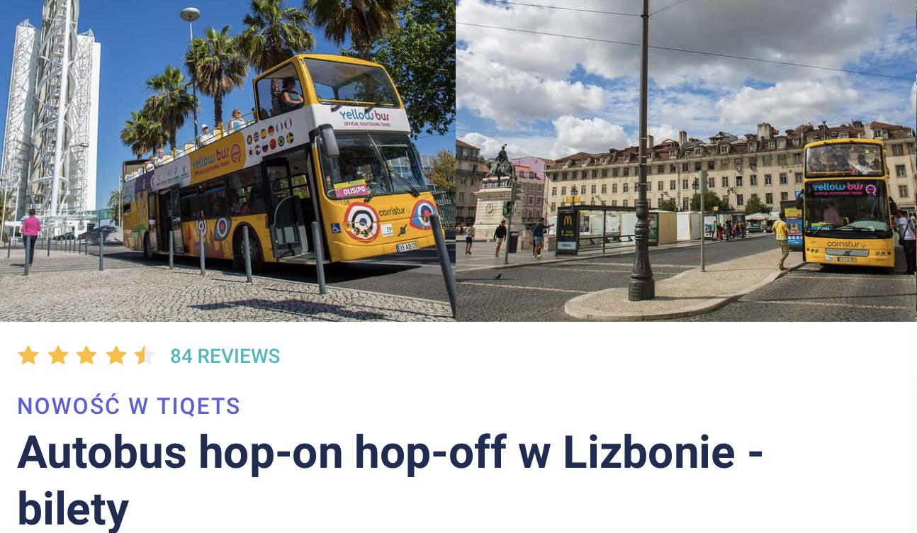 Lizbona Bilety Online Przez Internet Gdzie Kupić Jak Kupić Strona WWW Sprzedawca Opinie Zniżki w Lizbonie Bilet Wejście Wejściówka Bilet Internetowy Polski Przewodnik po Lizbonie i Portugalii