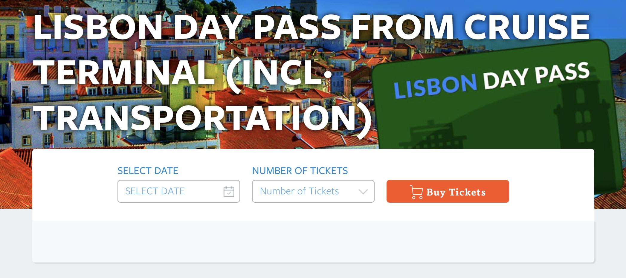 Lizbona Bilety Łączone Online do zabytków Zwiedzanie Lizbony Portugalia Jak Kupić Bilety