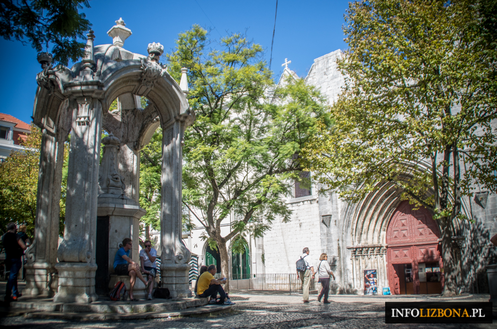 Lizbona pogoda klimat temperatury kiedy warto przyjechać do Lizbony zwiedzanie opady jaka jest pogoda w Lizbonie wykres tabele klimatyczne wskazówki przewodnik Lisbona