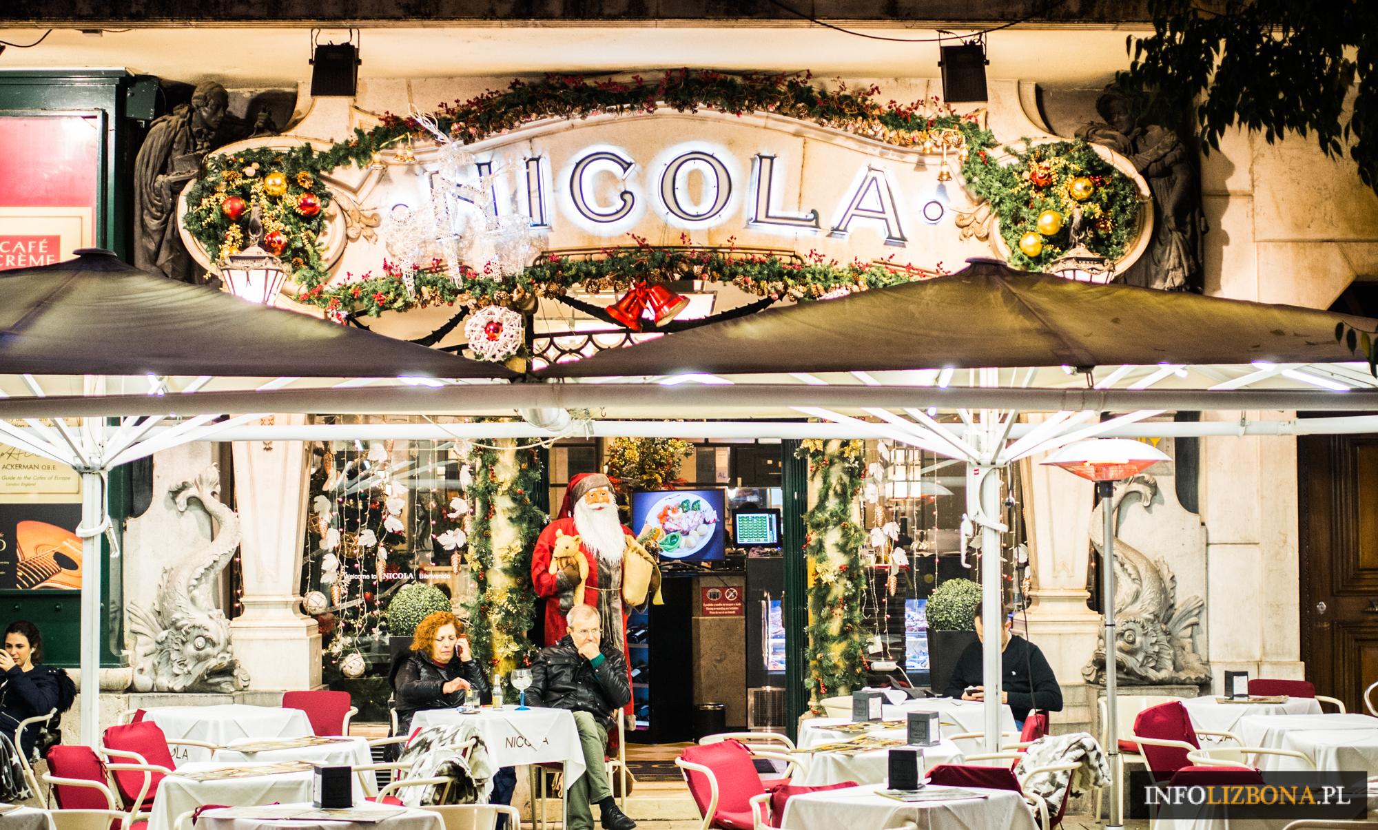 Święta Lizbona 2018 Boże Narodzenie Nowy Rok 2019 Przewodnik w Lizbonie Zwiedzanie Fotografie Foto Zdjęcia Co robić w Lizbonie Portugalii Wydarzenia Koncerty Specjalne Imprezy