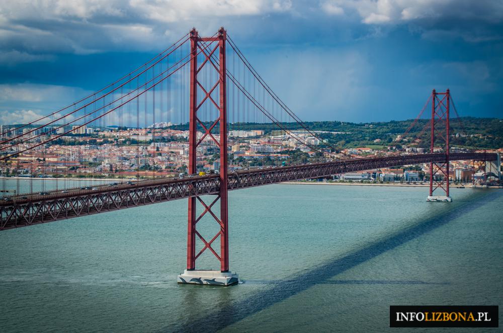 Costa da Caparica Lizbona dojazd autobus pociąg prom jak dojechać z Caparica do Lizbony przewodnik plaże