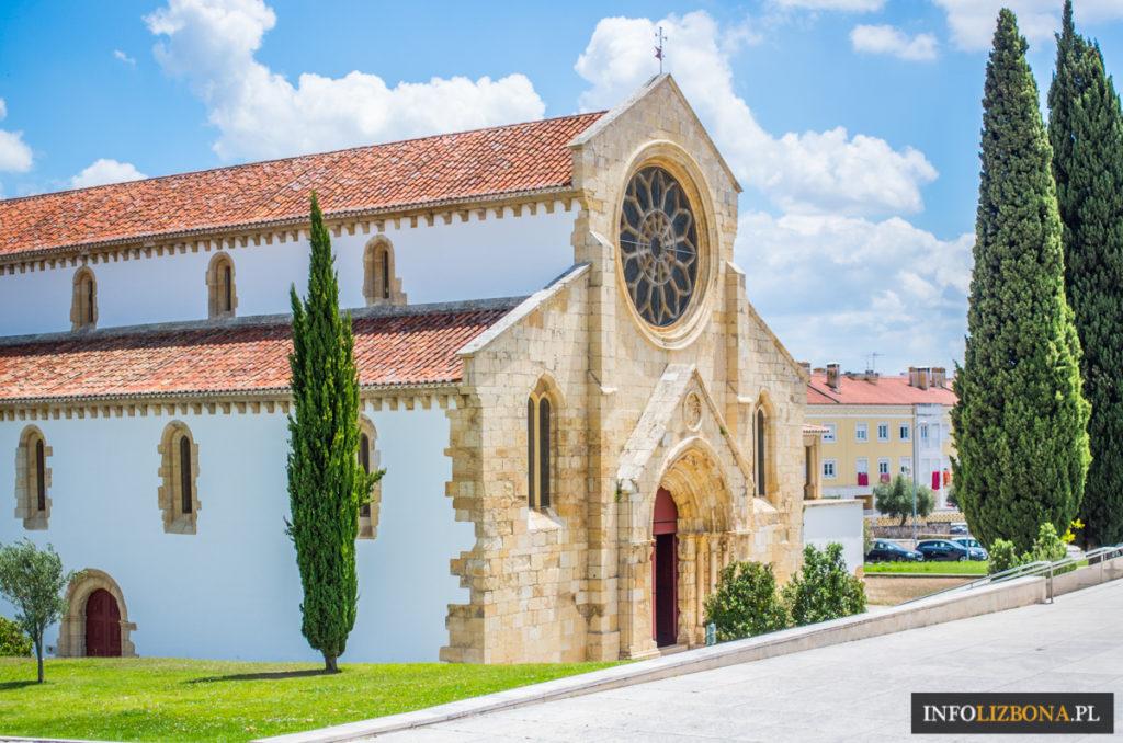 Tomar Polski Przewodnik Co Warto Zobaczyć Zwiedzanie Zabytki i Atrakcje Portugalia Opis Informacje