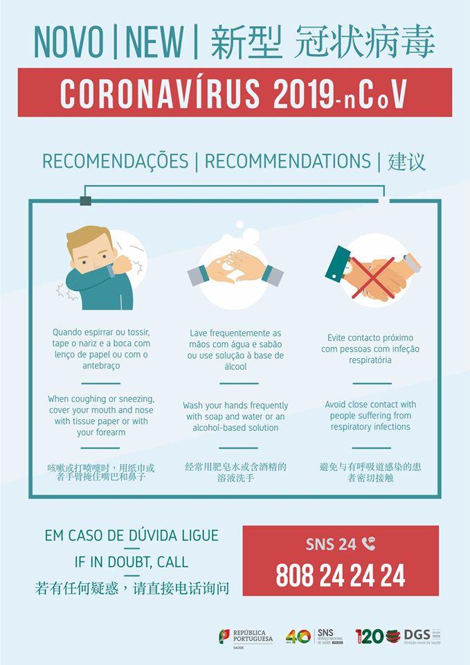 Koronawirus Portugalia w Portugalii COVID-19 Bieżąca Sytuacja Informacje Rady Wskazówki Relacja Czy Jest Bezpiecznie Portugal Lizbona Porto Algarve Wirus Zwiedzanie