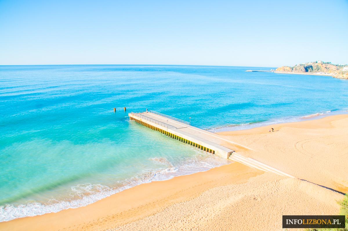 Portugalia Plaże Wakacje 2020 Koronawirus Pandemia Dostęp Ograniczenia Leżaki Parasole Materace Czy można iść na plaże w Portugalii plaża Portugal beaches coronavirus