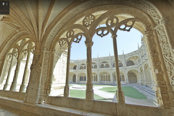 Wirtualne zwiedzanie Lizbony Lizbona Lisboa Polski Przewodnik po Portugalii polskie wycieczki po polsku po Lizbonie Street View Oprowadzanie