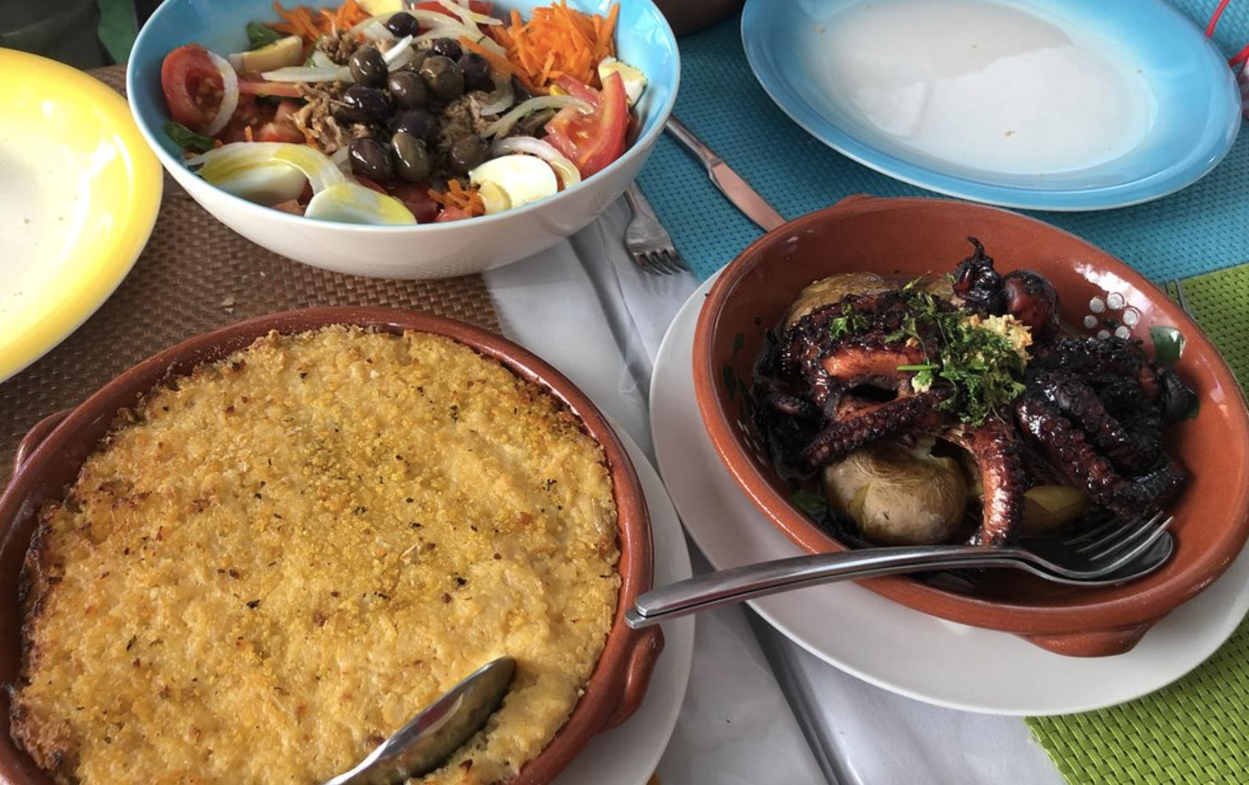 002 A Nova Estrella Cascais Restauracje Polecane Lokalne Gdzie Zjeść w Cascais Portugalia Lizbona Restauracje