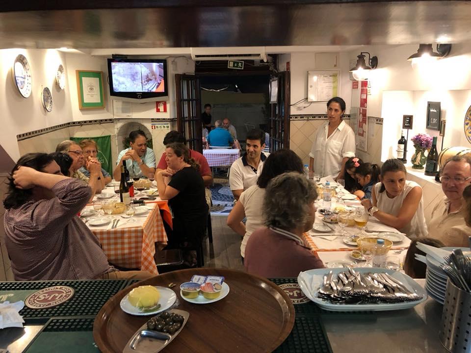 003 Taberna Economica de Cascais Restauracje Polecane Lokalne Gdzie Zjeść w Cascais Portugalia Lizbona Restauracje