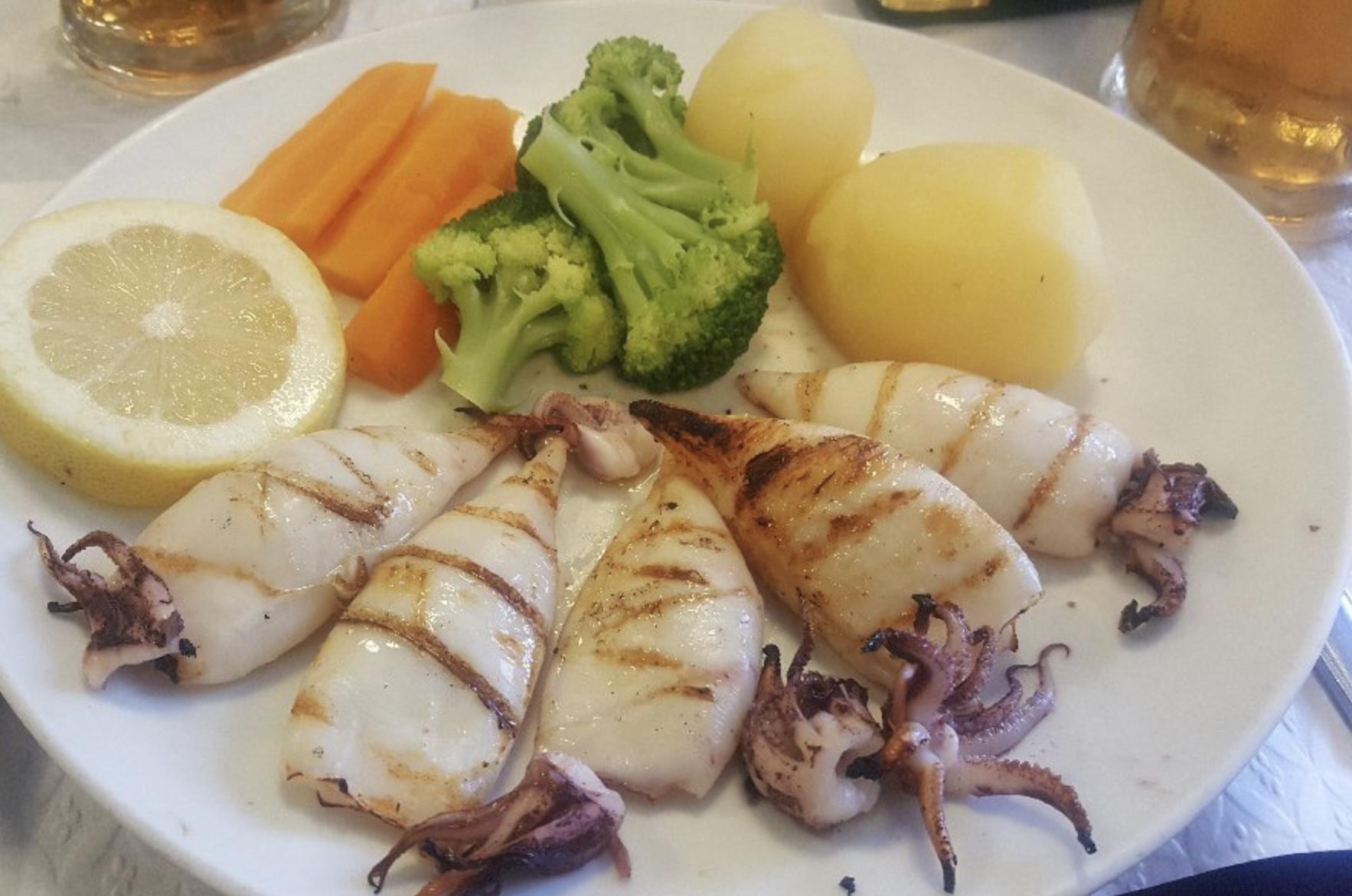 005 Flecha Azul Cascais Restauracje Polecane Lokalne Gdzie Zjeść w Cascais Portugalia Lizbona Restauracje