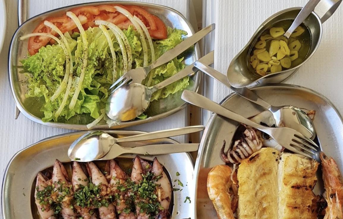 006 restauracja Melody Cascais Restauracje Polecane Lokalne Gdzie Zjeść w Cascais Portugalia Lizbona Restauracje