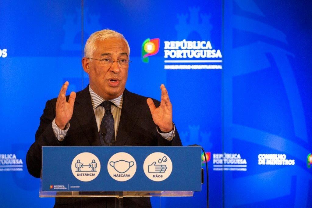 Portugalia Nowy Stan Wyjątkowy Listopad 2020 Lizbona Porto Algarve Informacje Godzina Policyjna Zakaz Przemieszczania się Czy są otwarte granice loty Info Mieszkańcy Portugalii