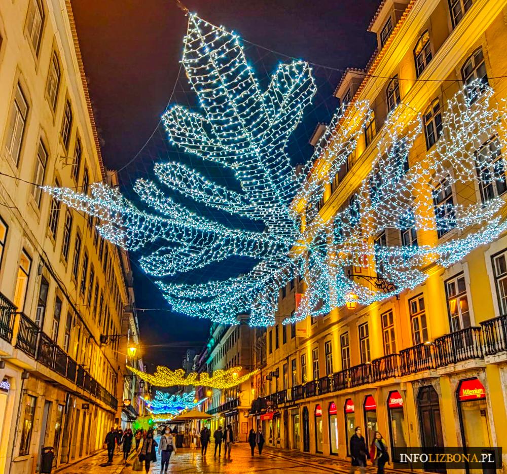 Lizbona Boże Narodzenie 2020 Święta Sylwester 2021 Co robić w Lizbonie Tradycje Zwyczaje Obchody Przewodnik Świąteczny Poradnik Regulacje Pasterka Jarmarki Atrakcje Lisbona Portugalia