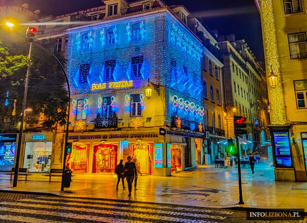 Sylwester 2020/2021 w Lizbonie Nowy Rok Lizbona Portugalia Polski Przewodnik Co Robić Jak spędzić Regulacje Poradnik Zabytki Atrakcje Wydarzenia Bale Koncerty Restauracje