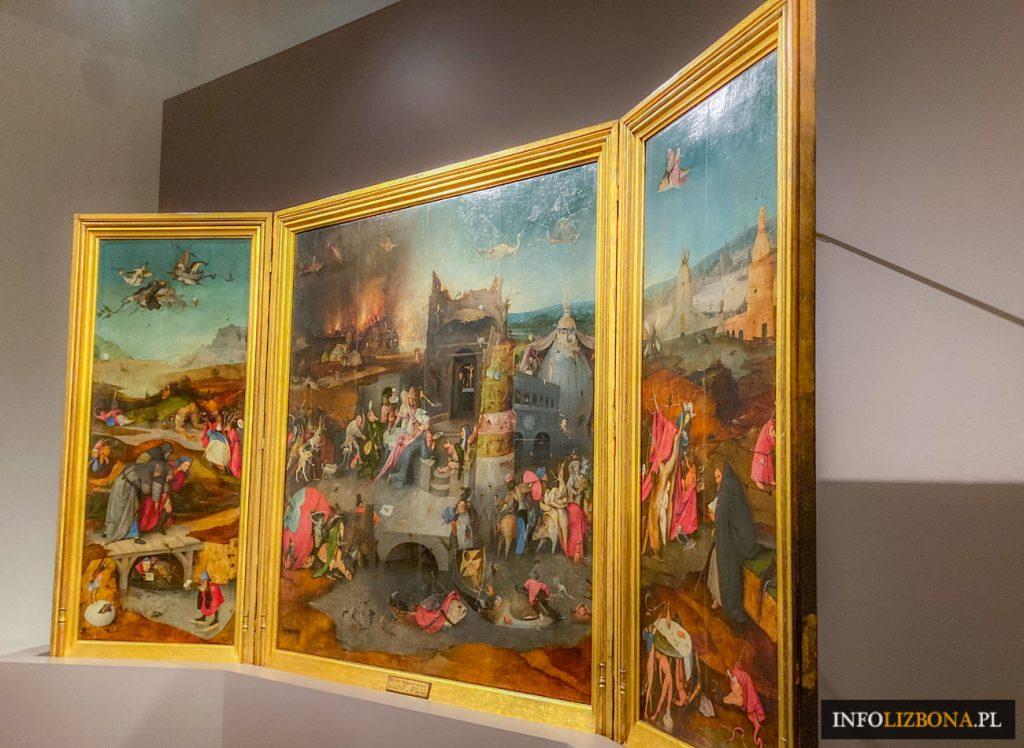 Lizbona Narodowe Muzeum Sztuki Antycznej w Lizbonie Muzeum Sztuki Dawnej Sztuk Dawnych Sztuk Antycznych Lisbona Portugalia Galerie z Obrazami Kultura Polecane Najlepsze Polski Przewodnik
